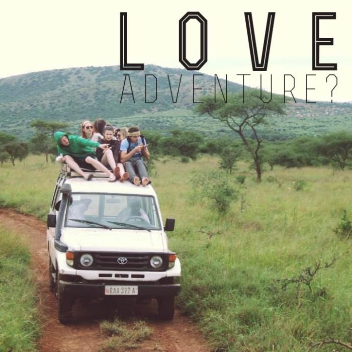 Love Adventure?